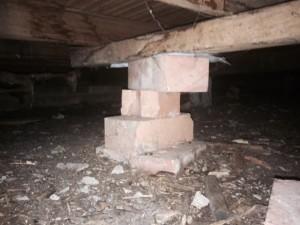 subfloor 2