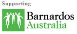 Supporting Barnados Australia
