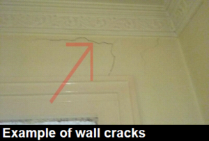 interior house cracks 1